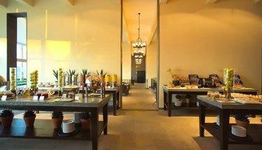 Restaurant Reflect Krystal Grand Cancún Hotel Cancún