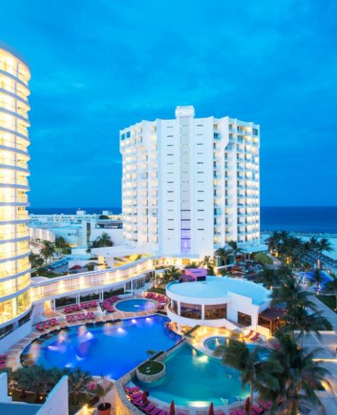 Krystal Grand Cancun Resort & Spa Hotel Cancún