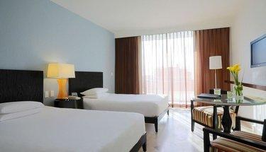 Deluxe double room Krystal Grand Punta Cancún Hotel Cancún