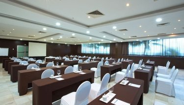 Arena & Brisa meeting room Krystal Grand Punta Cancún Hotel Cancún
