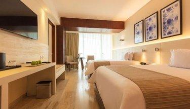 Room Reflect Krystal Grand Cancún Hotel Cancún