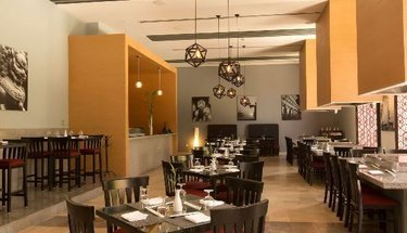 Ayami Restaurant Reflect Krystal Grand Cancún Hotel Cancún